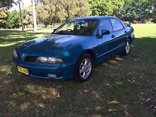 2001 Mitsubishi Magna Sedan Oatlands Parramatta Area Preview