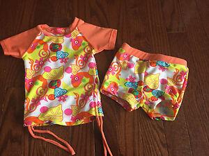 Girls swim wear - like brand new