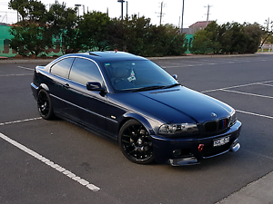 Bmw e46 325Ci 2001 Auto Avondale Heights Moonee Valley Preview