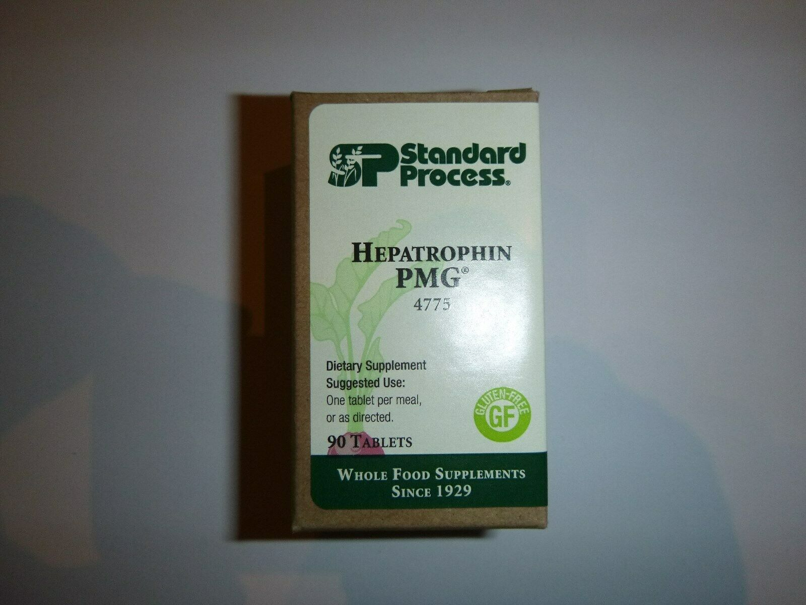 Standard Process HEPATROPHIN PMG 90T  * Exp 11/21  * SHIPS WITHIN 24 HOURS FREE!