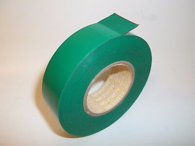 10 Pcs Nitto 2107tv Pvc Green Electrical Tape 34 Wrapping Wire Harness Fs