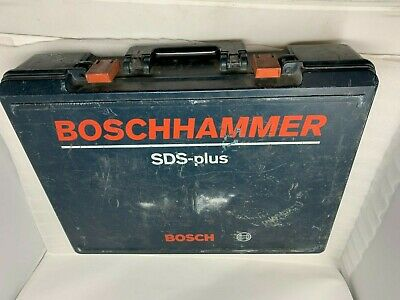 Bosch Genuine Oem 11524 24v Cordless 34 Rotary Hammer Drill Sds Pluswith Case