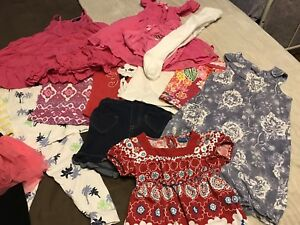 Girls 12-18 Months Clothing Lot! Baby Gap, Juicy Couture