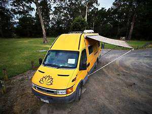 MOTORHOME IVECO FOR SALE Yarra Junction Yarra Ranges Preview