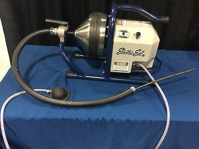 Electric Eel Ct Drain Cleaner 516 X 35 Plumbing Sewer Snake Cleaning Unclog