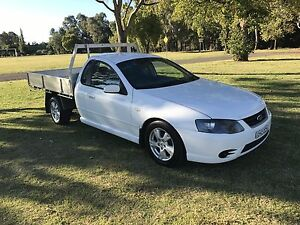 BF Falcon Ute Tray back 2007 XLS South Tamworth Tamworth City Preview