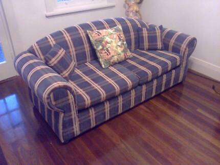 SOFA LOUNGE/BED Wickham Newcastle Area Preview