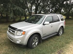 2008 Ford Escape Limitied
