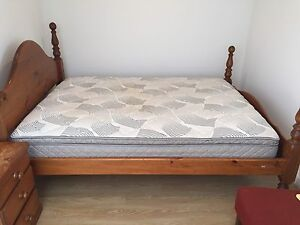 Queen Size Mattress North Ryde Ryde Area Preview