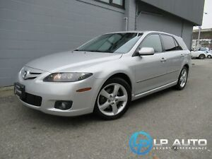 2006 Mazda Mazda6 GT-V6 Wagon! Only 107000kms! MINT!