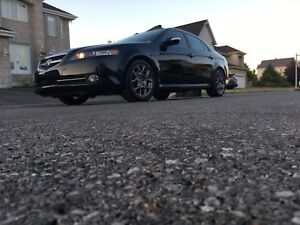 Acura TL type S *****low km and cleanest in mtl