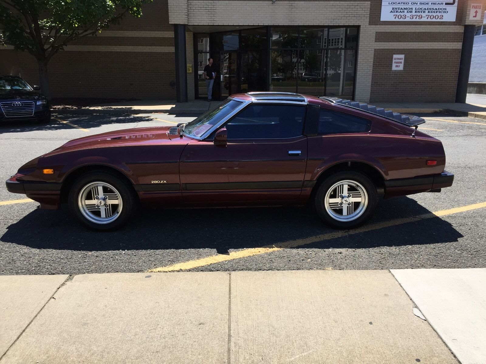 1982 Nissan 280ZX Coupe NISSAN 280ZX COUPE 1982 EXCELLENT CONDITION TWO-OWNER