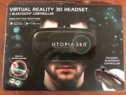 VR Virtual Reality 3D Headset - NEW Surfers Paradise Gold Coast City Preview