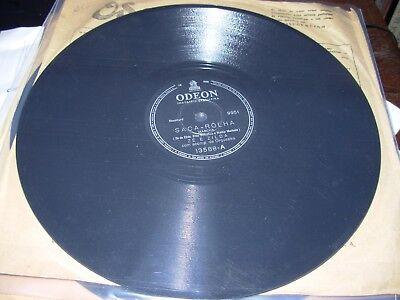 ZE E ZILDA saca rolha / olha o coco sinha ( world music ) 78 rpm odeon comprar usado  Enviando para Brazil