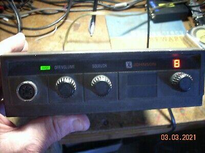E.f. Johnson Radio Model Ath90f242605568 Mobile Rig Industrial Radio
