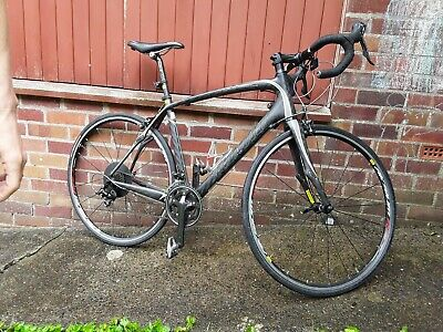 Specialized roubaix carbon Large 565mm Shimano 105 Mavic