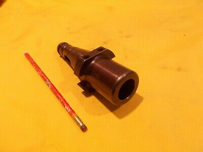 Ex-cell-o Usa Nmtb 40 X 9 Brown Sharpe Taper Tool Holder Mill Arbor Bs