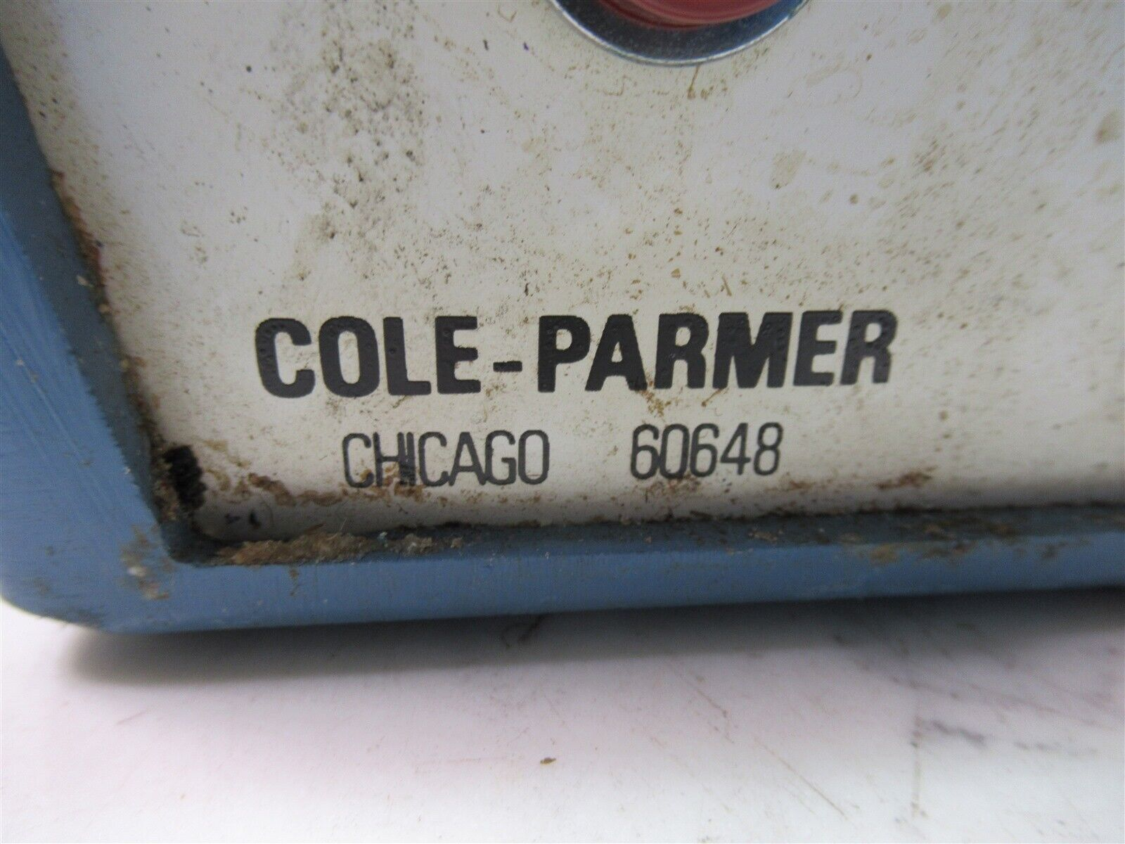Cole Parmer Spin Master 4802 Laboratory Stirrer Mixer Unit Variable Speed 1