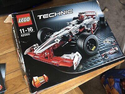 Lego Technic 42000 F1 Grand Prix Racer Race Car