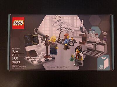 LEGO 21110 Ideas Research Institute Brand New