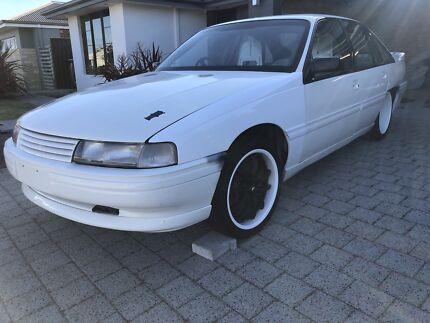 Holden vz ute 2006 suit V8 conversion , skid car or burnout