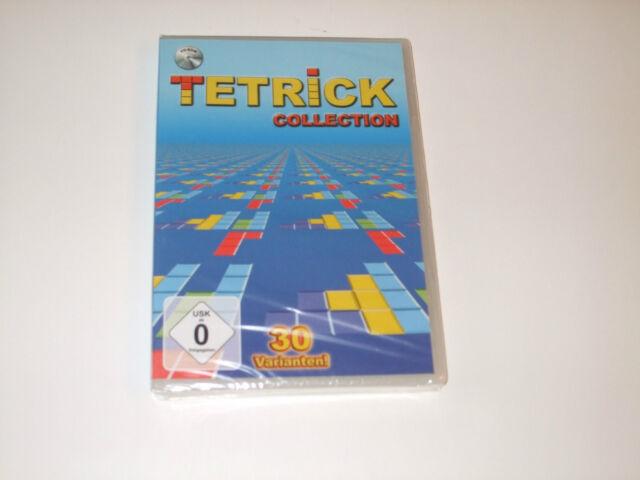TETRICK COLLECTION PC CD-ROM ( PC-CD ROM )