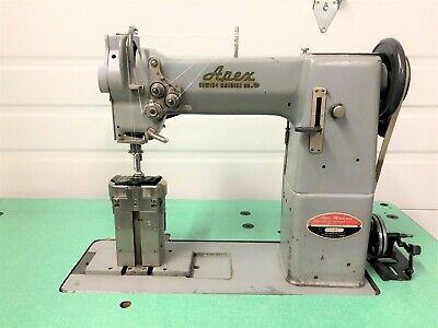 Adler 516 2n Postbed Needle Feed Big Bobbin110v Servo Industrial Sewing Machine