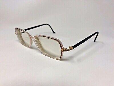 SILHOUETTE SPX1981 6056 Eyeglasses Frame Austria 51-12-125 Crystal/Blue (Silhouette Kids Glasses)