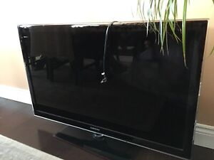 "Samsung 46"" TV LED 1080 HD"
