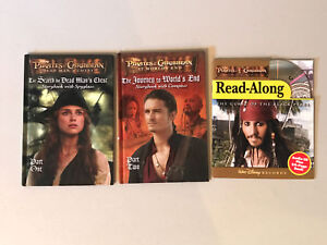 Pirates of the Caribbean Book Collection