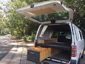 2000 Toyota Hiace Van/Minivan Holgate Gosford Area Preview