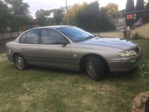 2001 Holden Commodore Sedan Rooty Hill Blacktown Area Preview