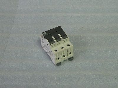 Sprecher & Schuh Fuse Holder, FH8-3PC30, 30A, 600V, 3 Pole, Used, Warranty