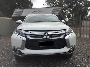 2018 DEMO Pajero Sport Exceed MY19 4x4 Lyndoch Barossa Area Preview