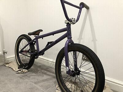 We The People CUSTOM BMX From Bespoke Bikes