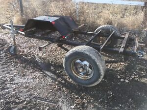 Utility trailer project