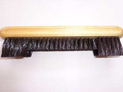 "POOL SNOOKER TABLE 9"" WOOD BRUSH"