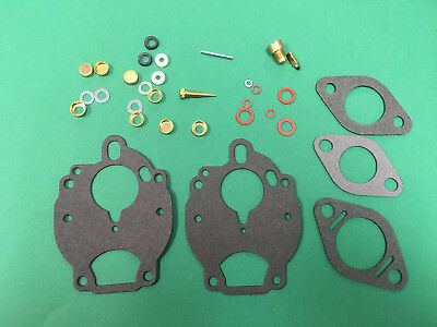 John Deere 1020 2010 2020 2510 Tractor Zenith Carburetor Repair Kit Re19404