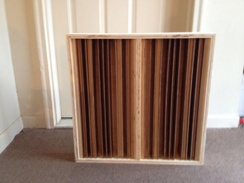 2D Sound Diffusers ( Four )