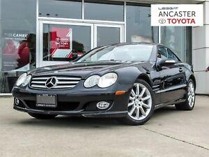 2007 Mercedes-Benz SL-Class ONLY 95193 KMS !!