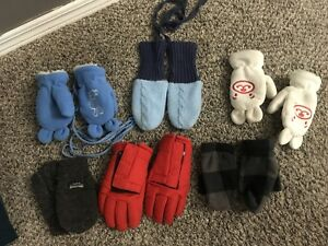 Baby & toddler mitts