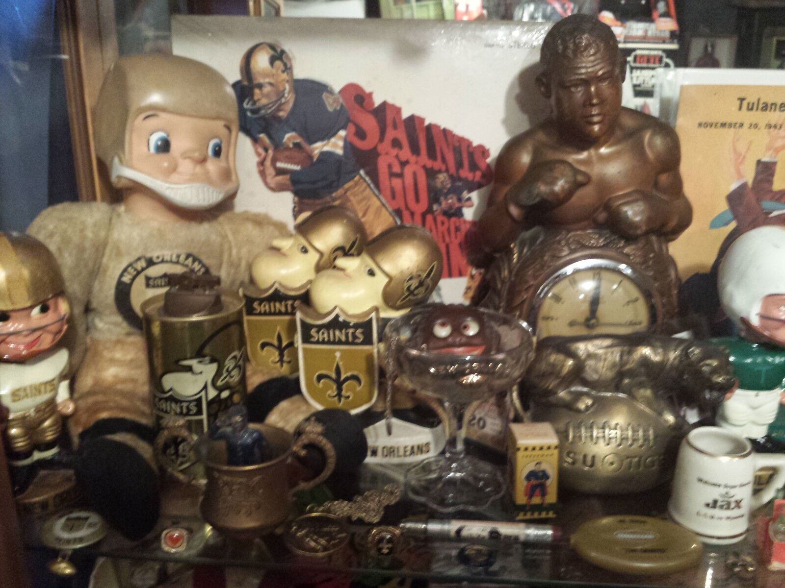 NEW ORLEANS COLLECTIBLES