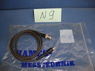 Hameg Hz39  Spare Cable For Hz36