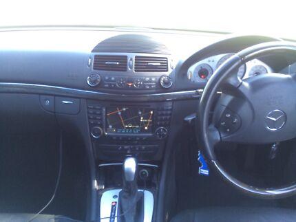 03 Mercedes e320 Avantgarde
