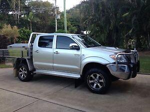 Toyota Hilux 4 X 4 Gordonvale Cairns City Preview