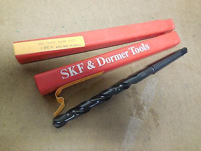 Skf Dormer Tools 2764 Hss Morse Taper Shank Mts Drill A360