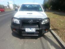 08 hilux turbo diesel duel cab Fawkner Moreland Area Preview