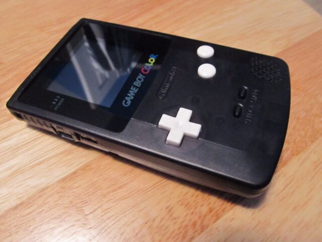nintendo the launch of game boy color Buy nintendo gameboy advance for sale at console  popular game boy color  around the game boy micro's launch nintendo also hoped that this.