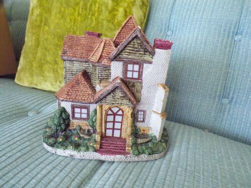 Vtg Christmas Village House