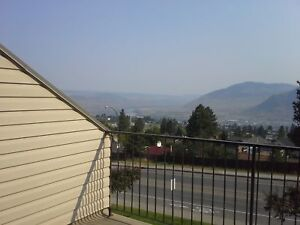 Recently renovated 2 bedroom townhouse with view.